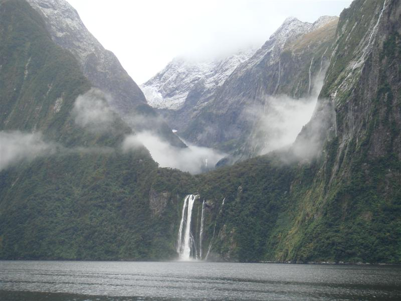 Milford Sounds tour 1